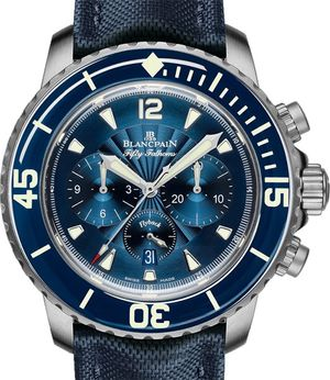 5085FB-1140-52B Blancpain Fifty Fathoms