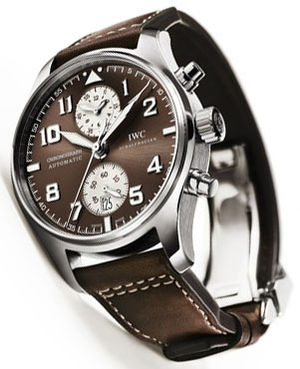 IWC Pilots Watches Classic IW387806