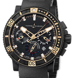 353-90-3C Ulysse Nardin Diver Chronograph