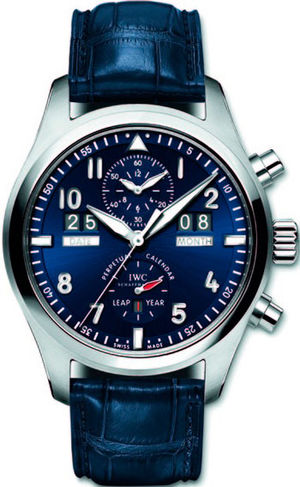 IWC Pilots Watches Spitfire Laureus Sport for Good Foundation