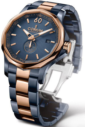 Corum Admiral Legend Legend 42 Blue RG