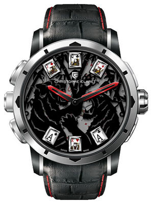 MTR.BCR09.080-089 Christophe Claret Baccara