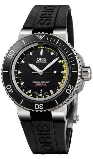 Oris Diving Collection 733 7675 4154