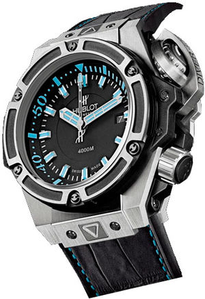 Hublot Big Bang King Power 48 mm Caribbean