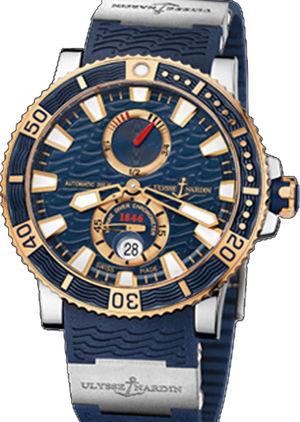 265-90-3T/93 Ulysse Nardin Diver