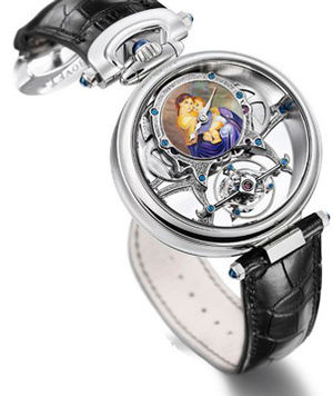 Bovet Fleurier Amadeo Grand Complications Amadeo Virtuoso 5-Day Tourbillon