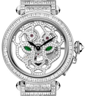 Cartier Creative Jeweled watches HPI00513