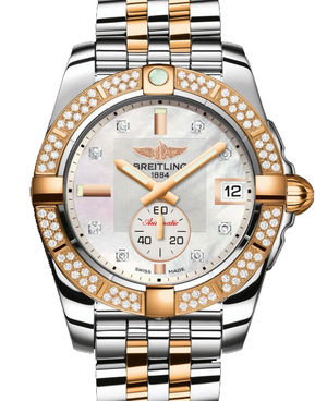 C3733053|A725|376C Breitling Galactic Lady
