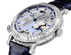 5719PT/EU/9ZV Breguet High Jewellery watches