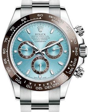 Rolex Cosmograph Daytona 116506 Ice blue