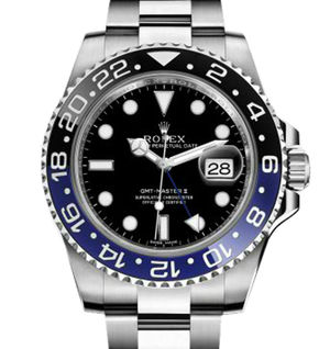 116710BLNR Rolex GMT-Master II