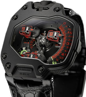 UR-110 PTH Urwerk 110 Collection