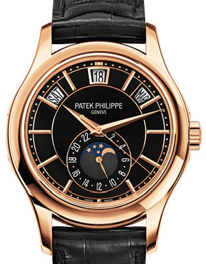 Patek Philippe Complicated Watches 5205R-010