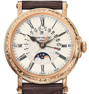 5160R-001 Patek Philippe Grand Complications