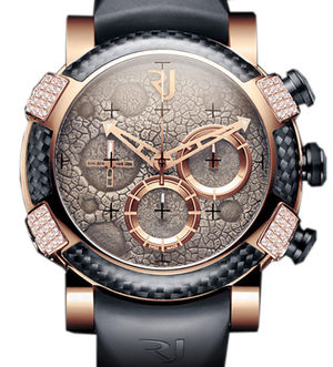 RJ.M.CH.003.02 RJ Romain Jerome Sea Titanic Inside Steampunk Chrono