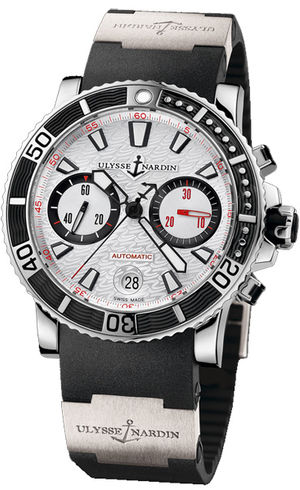 Ulysse Nardin Diver Chronograph 8003-102-3/916