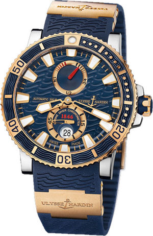 265-90-3/93 Ulysse Nardin Diver
