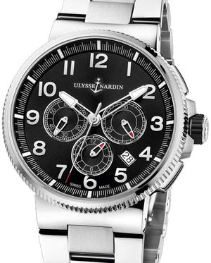 1503-150-7M/62 Ulysse Nardin Marine Chronograph