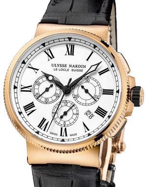 1506-150LE Ulysse Nardin Marine Chronograph