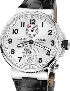 1183-126/61 Ulysse Nardin Marine Chronometer