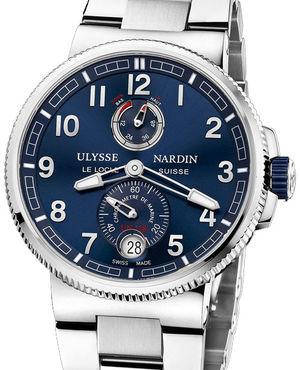1183-126-7M/63 Ulysse Nardin Marine Chronometer
