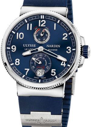 1183-126-3/63 Ulysse Nardin Marine Chronometer