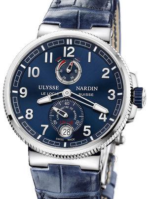 1183-126/63 Ulysse Nardin Marine Chronometer