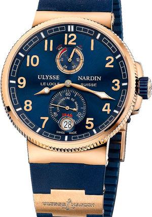 1186-126-3/63 Ulysse Nardin Marine Chronometer