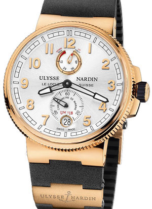 Ulysse Nardin Marine Chronometer 1186-126-3/61