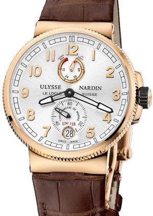 1186-126/61 Ulysse Nardin Marine Chronometer