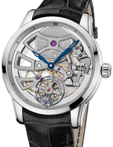 1709-129 Ulysse Nardin часы Skeleton Manufacture Platinum