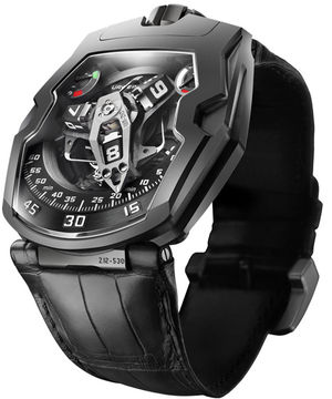 UR-210 AlTiN Urwerk 210 Collection