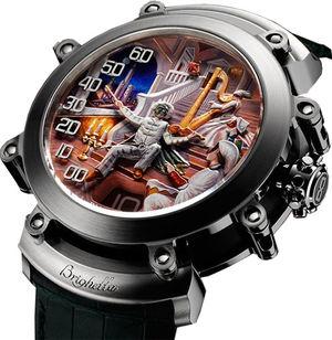 Bvlgari Haute Horlogerie High Jewelry BGGW54GLCA/BR