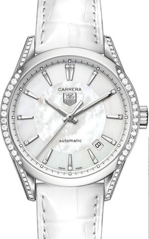 wv2212.fc6302 Tag Heuer Lady Carrera Collection