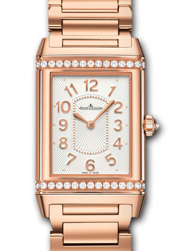 3202121 Jaeger LeCoultre часы Reverso Grande Lady Ultra Thin Rose Gold
