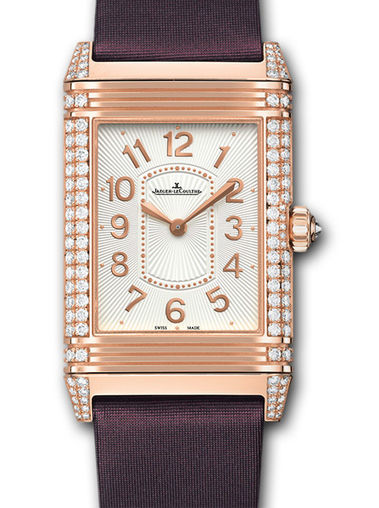 3202401 Jaeger LeCoultre часы Reverso Grande Lady Ultra Thin Rose Gold