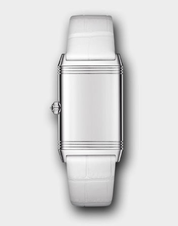 3213402 Jaeger LeCoultre часы Reverso Grande Lady Ultra Thin White Gold
