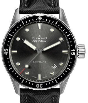 5000-1110-B52A Blancpain Fifty Fathoms