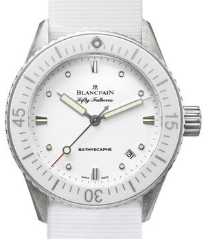 5100-1127-NAW A Blancpain Fifty Fathoms