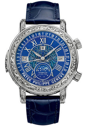 Patek Philippe Grand Complications 6002G-001