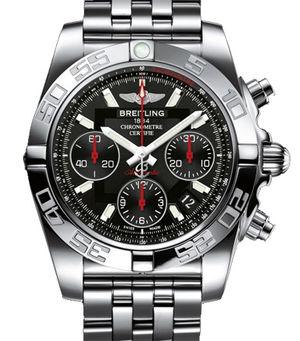 ab014112/bb47-ss Breitling Chronomat 41