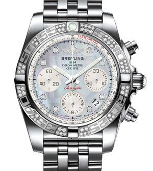ab0140aa/g712-ss Breitling Chronomat 41