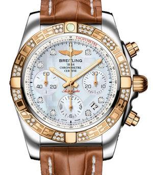 cb0140aa/a723-2ct Breitling Chronomat 41