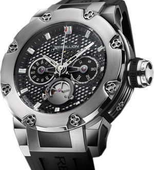 Rebellion Predator Predator Chrono Mono-Pusher Steel