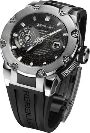 Rebellion Predator predator 3 hands and date steel