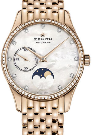 22.2310.692/81.M2310 Zenith Star Ladies