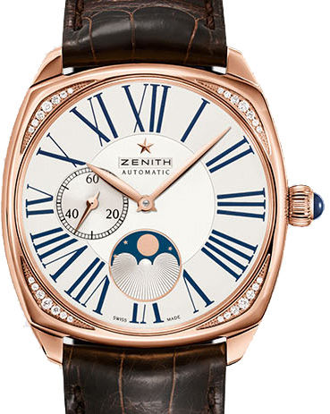 22.1925.692/01.C725 Zenith Star Ladies