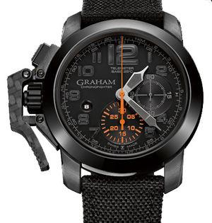 Graham Chronofighter Oversize 2CCAU.B01A