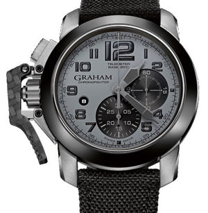 Graham Chronofighter Oversize 2CCAC.S01A