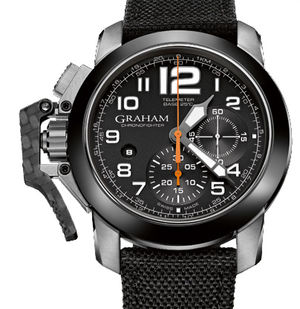 2CCAC.B03A Graham Chronofighter Oversize